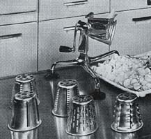 Saladmaster Machine 1955