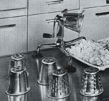 Saladmaster Machine 1955